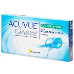 Acuvue Oasys for Presbyopia...